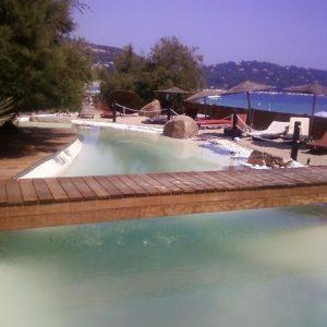 bache-sable etang piscine